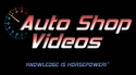 Engine Building & Tuning Videos