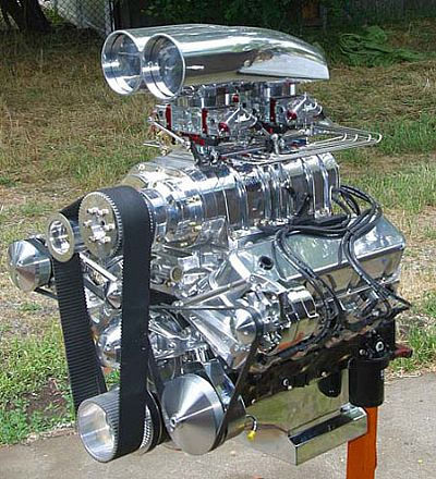how to build a race car engine