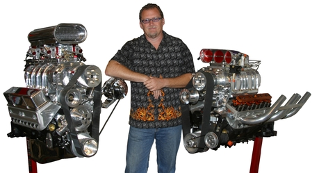 Custom Built Engines