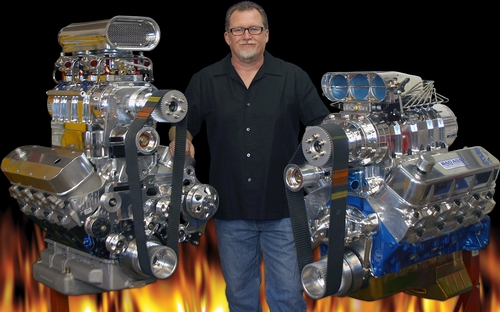 Welcome Hot Rodders and Power Addicts!