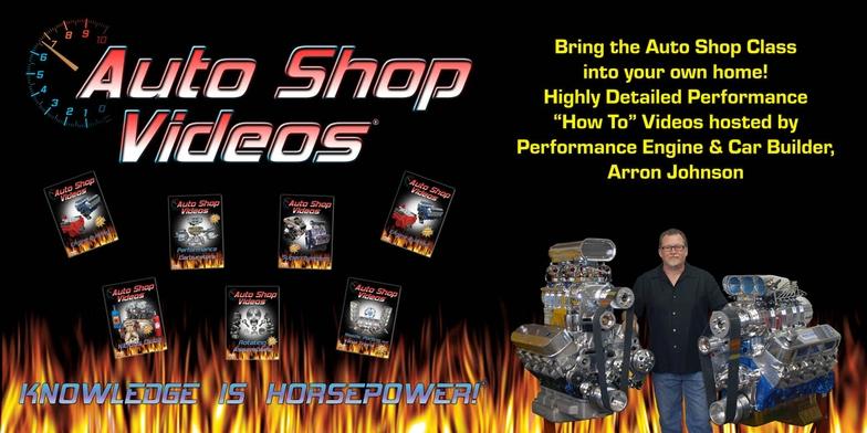auto shop videos