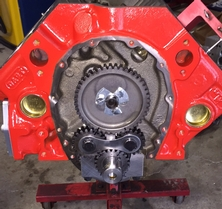 Are gear drives stronger than timing chains?