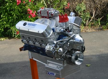 Bad-Ass Racing Engines - custom street and race engines