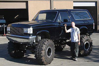 Steffan's Bronco Beast