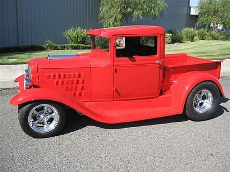 Rob's Little Red Truck