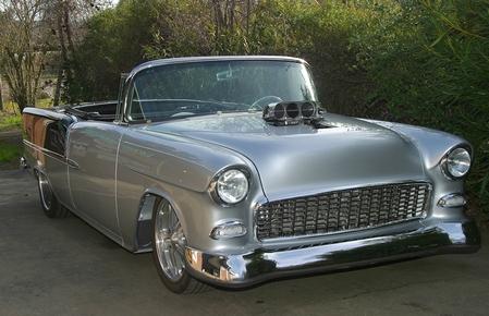 Dan's 55 Chevy
