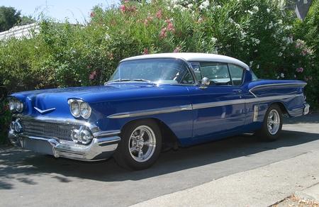 John's 58 Impala