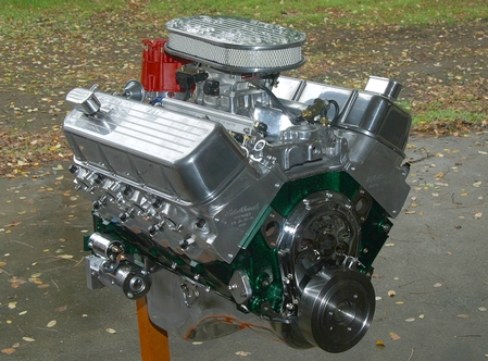 EFI big block Chevy