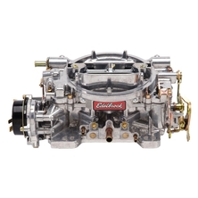 Edelbrock Carburetor Installation and Tuning Video