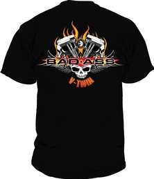 Bad Ass V-Twin T-shirt