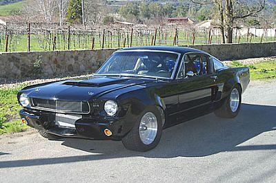 Bad Ass Mustang