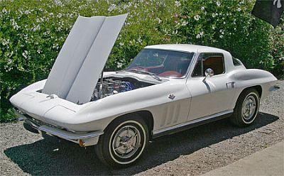 Fred's Corvette