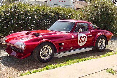 John's '63 Grand Sport