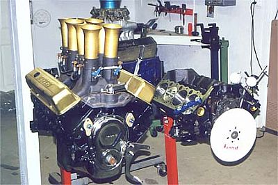 A couple of BAD-ASS engines