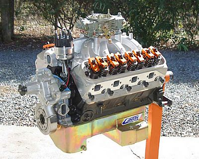 408 Ford stroker engine