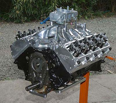 ford  stroker hp
