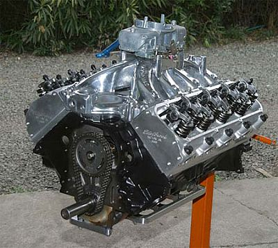 545 cubic inch Ford stroker