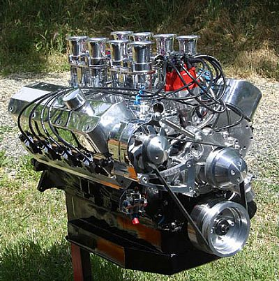 545 Ford stroker engine