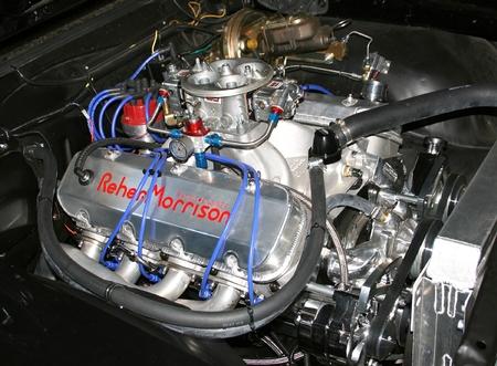 John's 66 Chevelle