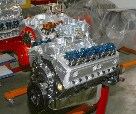 350 roller engine