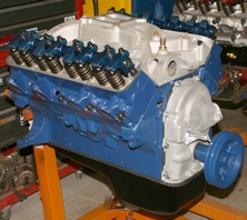 ford engine types