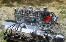 weber 8 stack carbs