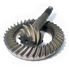 Gear ratios and RPM