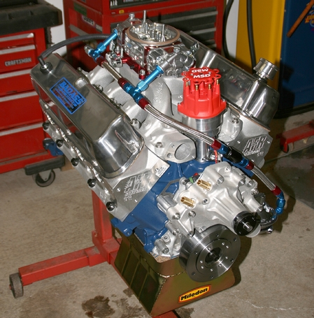 Small Block Ford Reality