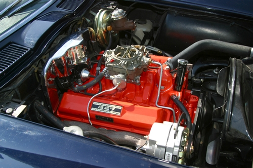 Is a 327 Chevy a better performance engine than a 350?