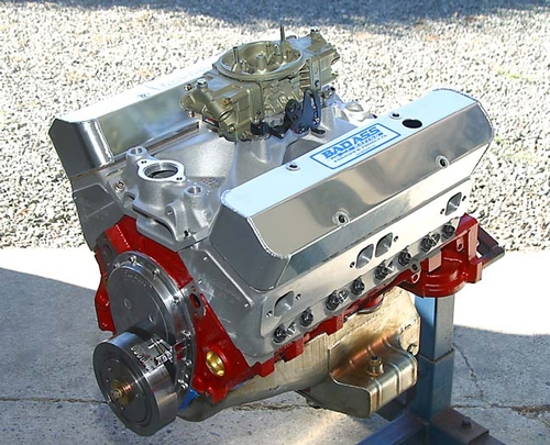 Will a 383 Chevy stroker give me big block power in a small block package?
