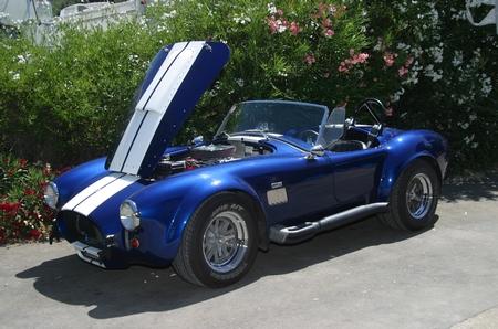 Clive's 427 Cobra