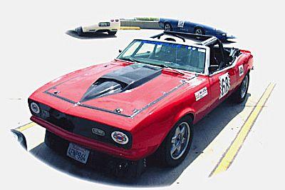 Road Race Camaro