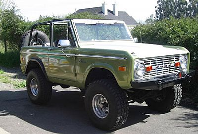 68 Bronco