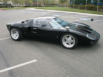 GT-40 from Hell