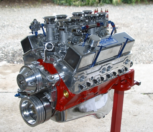 I want a 500HP small block. What can you build me?