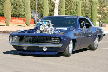 69 Camaro From Hell