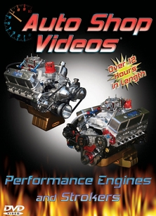 Performance Engines & Strokers