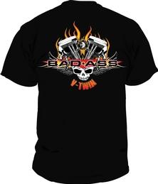 Bad Ass V-Twin T-shirt