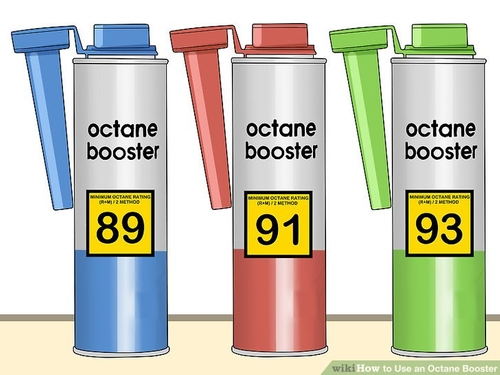 What about octane boosters, Av. gas or race fuel?