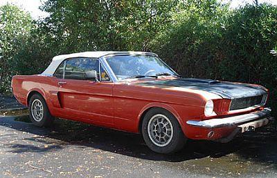 65 Mustang Sleeper