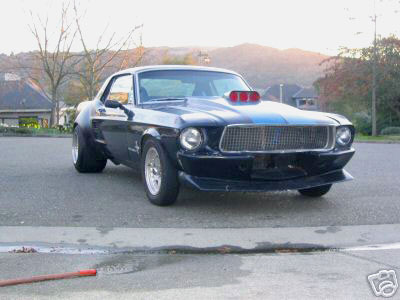 One Bad Stang