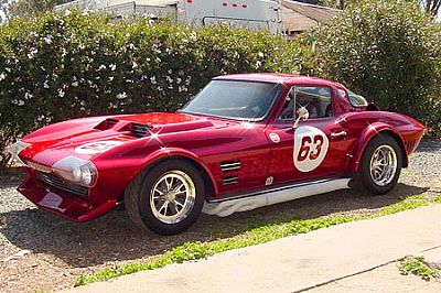 63 Corvette Grand Sport