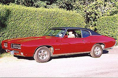 Classic 69 GTO