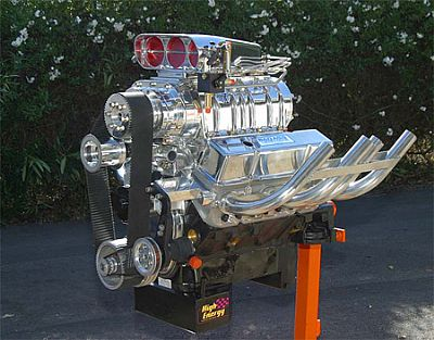 412 cubic inch small block