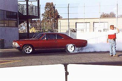 Ryan's 66 Chevelle