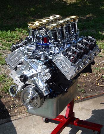 522 Big block Ford