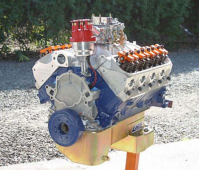 351W Ford street engine