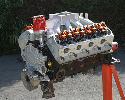 462 Ford small block monster engine