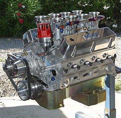347 stroker - all aluminum