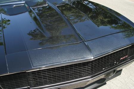 Brian's Camaro